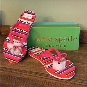NEW Kate Spade Nova Flip Flop